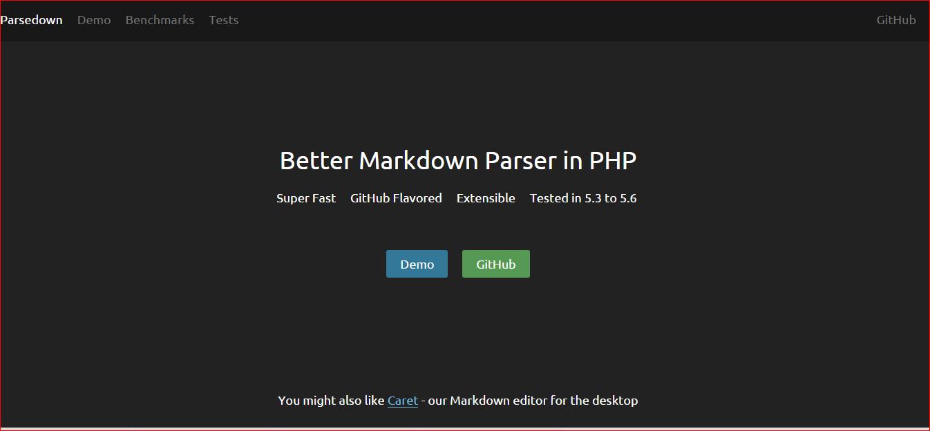 parsedown1